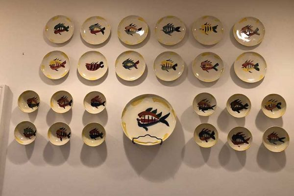 Dinner for Eight Installation Art Installation Design