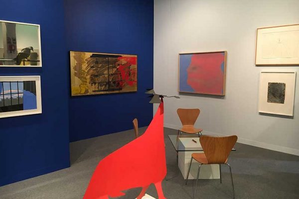 Armory Show 2017 Installation, Art Installation Design