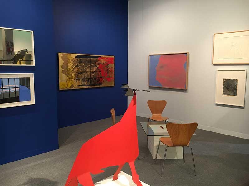 Armory Show 2017: Art Installation Design